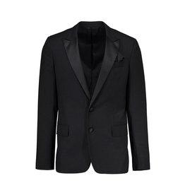 Krisvanassche Kris Van Assche veston smoking noir en laine
