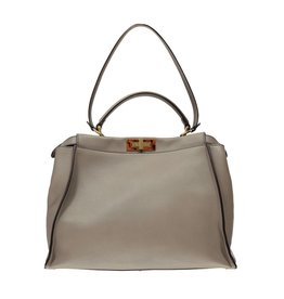 Fendi ON REQUEST - Fendi Peekaboo Large Vitello