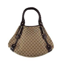 Gucci NON DISPONIBLE - Gucci sac à l'épaule GG Suprême