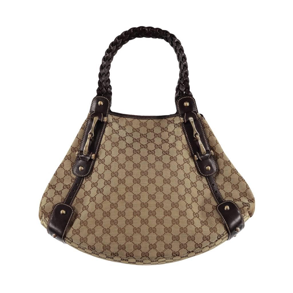 5db0a5509ce ... Gucci NON DISPONIBLE - Gucci sac à l épaule GG Suprême