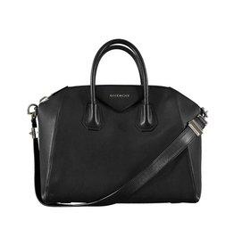 Givenchy N/A - Givenchy Black Medium Sugar Antigona
