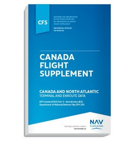 Canada Flight Supplement - Nov 8, 18 to Jan 3, 19