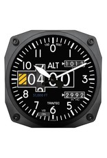 Trintec Altimeter Clock 6 inch 2060