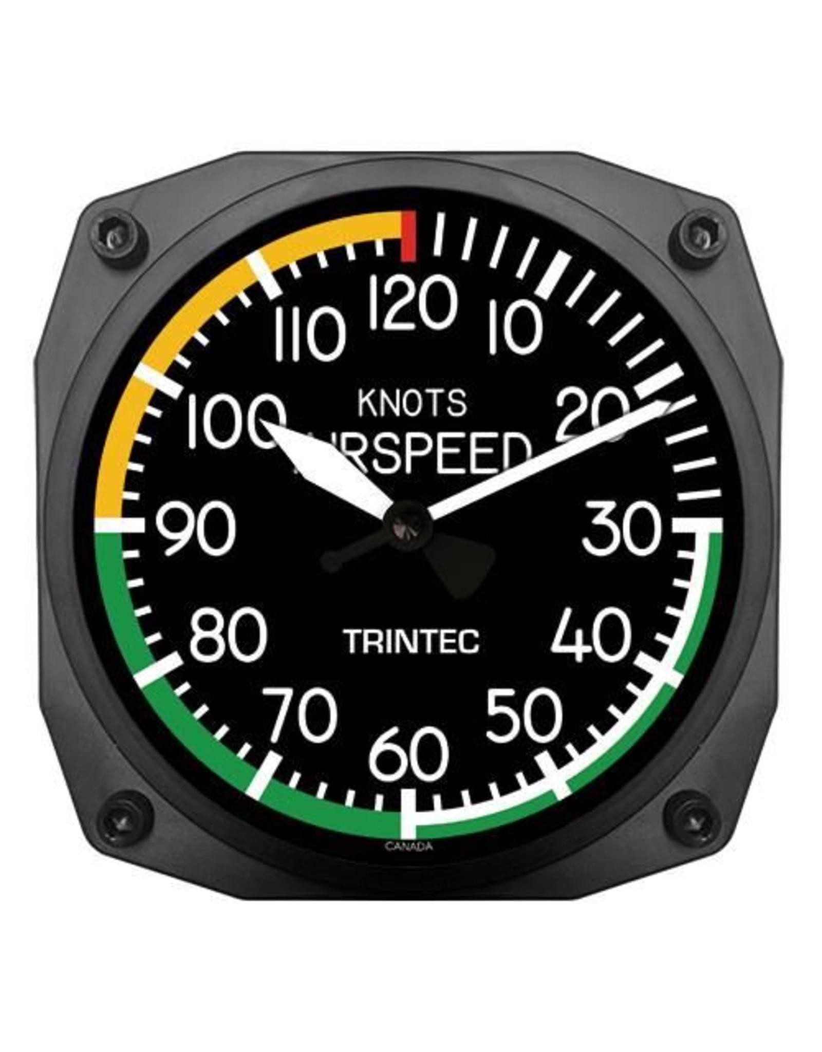 Trintec Airspeed Clock 6 inch 2061