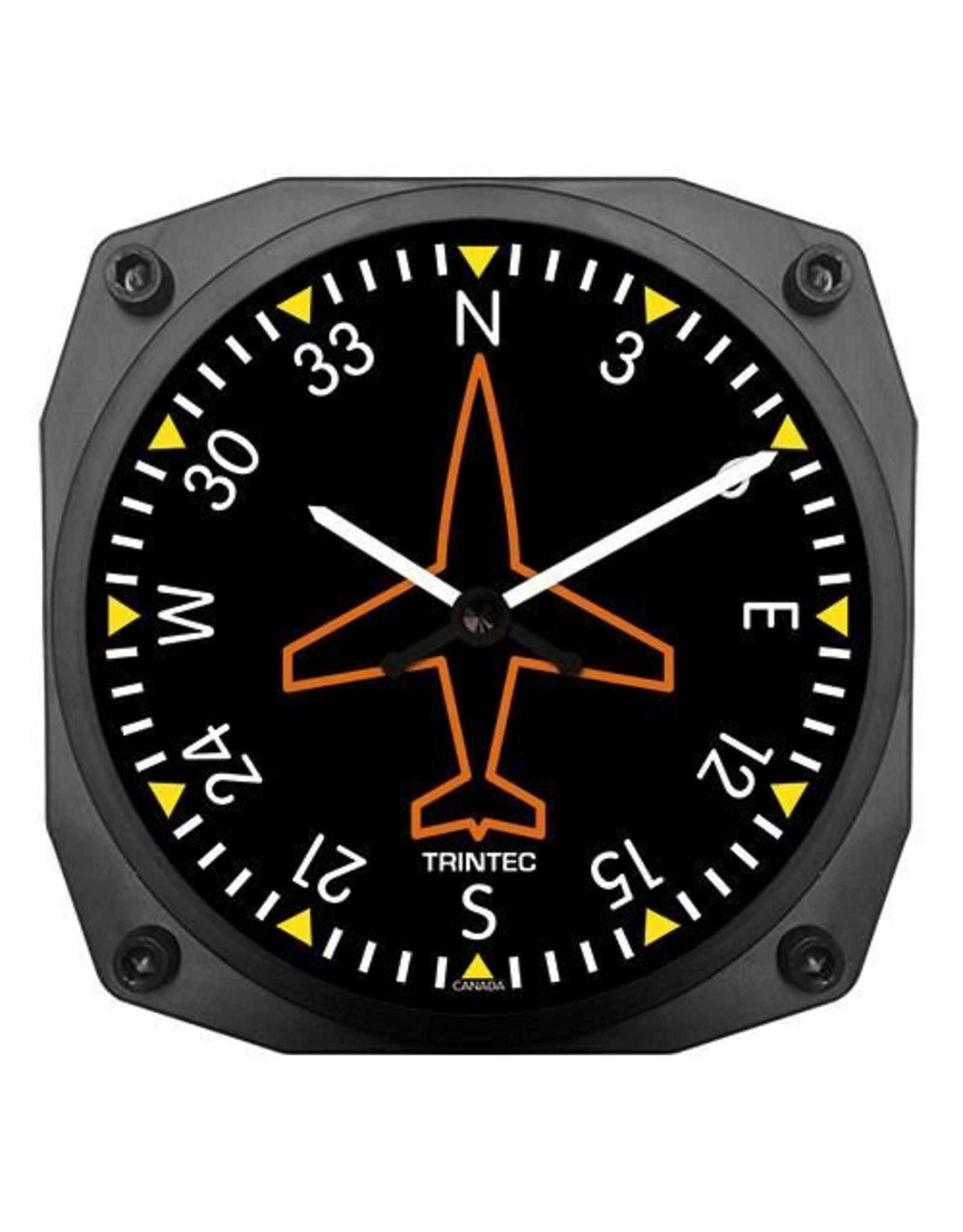 Trintec Classic Gyro Clock 6 inch 9062