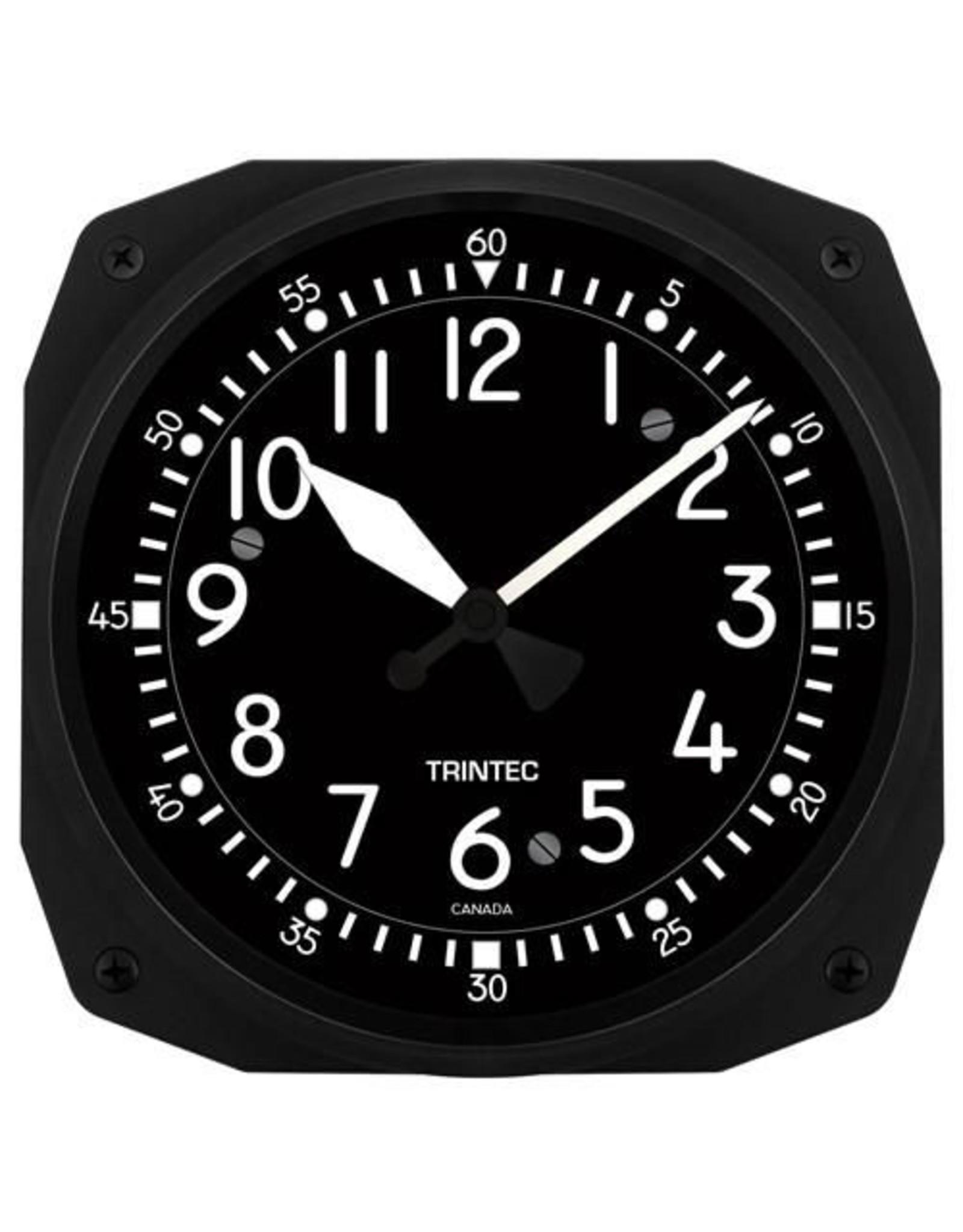 Trintec Classic Clock 10 inch 3065-10-C