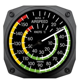 Trintec Classic Airspeed Thermometer 6 inch 9061