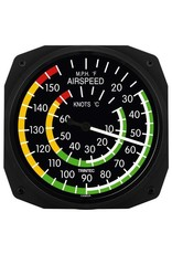 Trintec Airspeed Thermometer 10 inch 3061-10-C