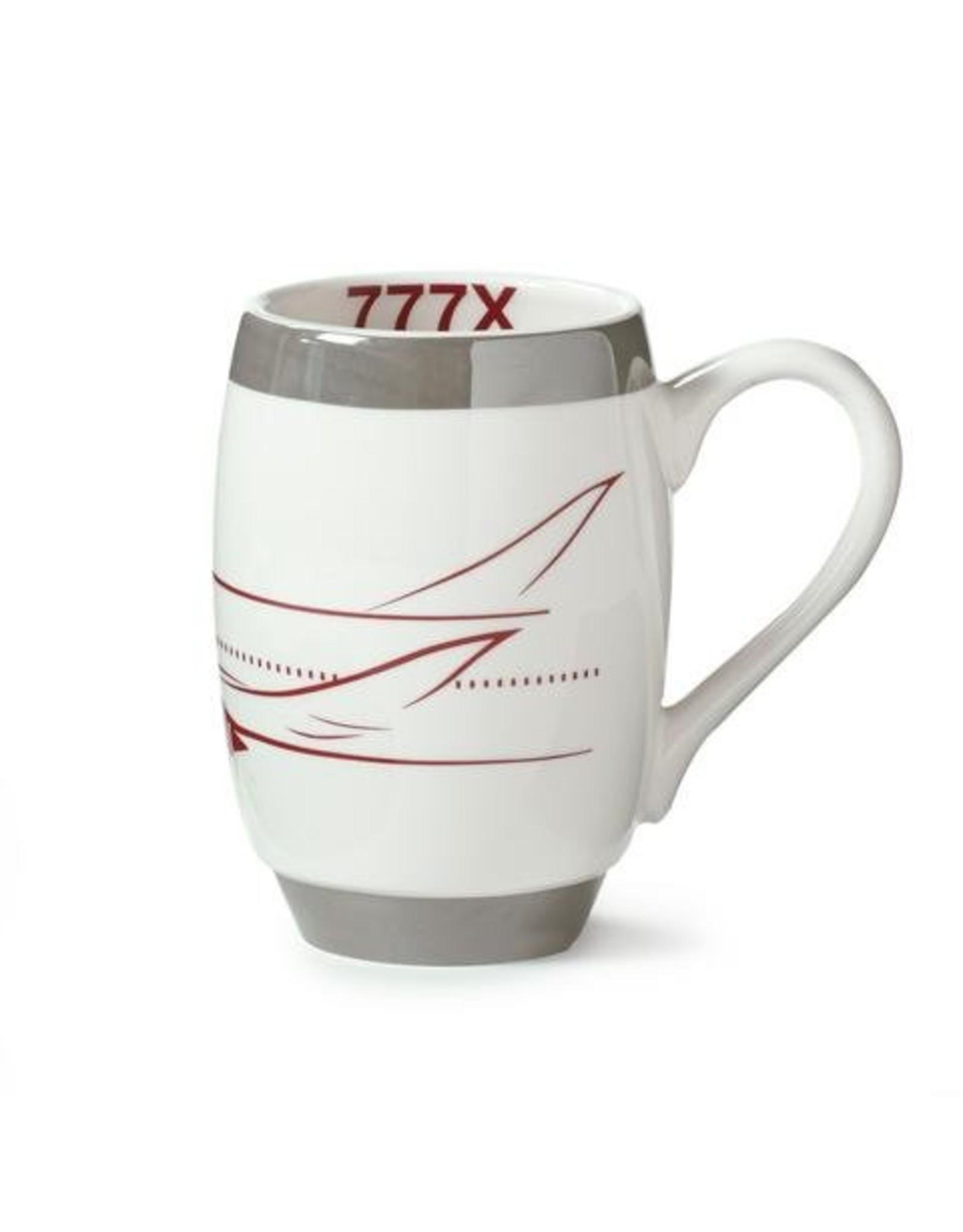 777X Engine Mug