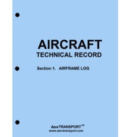 Tech Log 1: Airframe