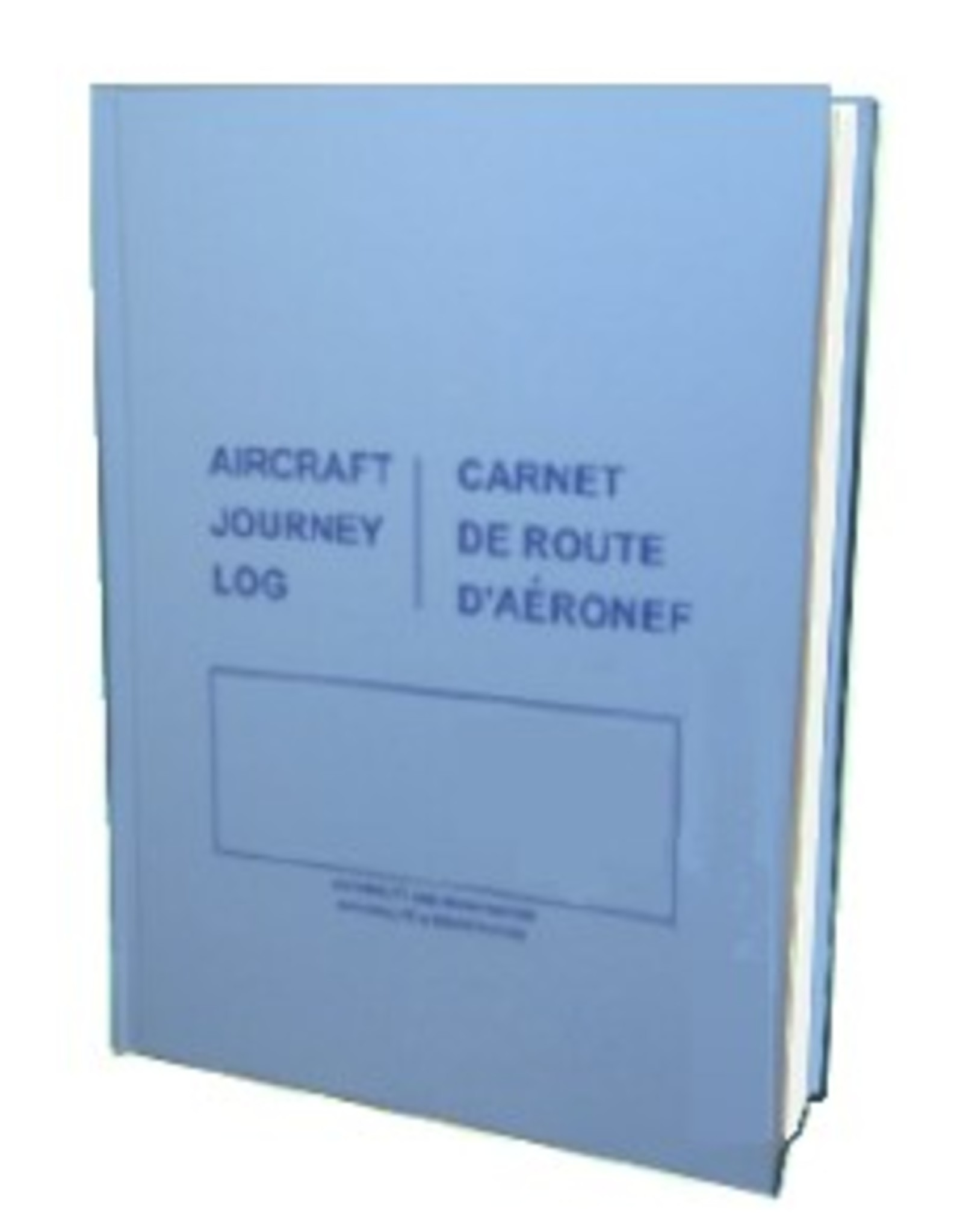Aircraft Journey Log HC ATP
