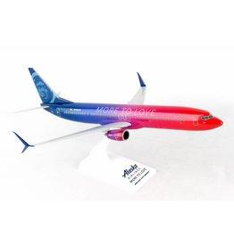 Skymarks Alaska 737-900 More To Love