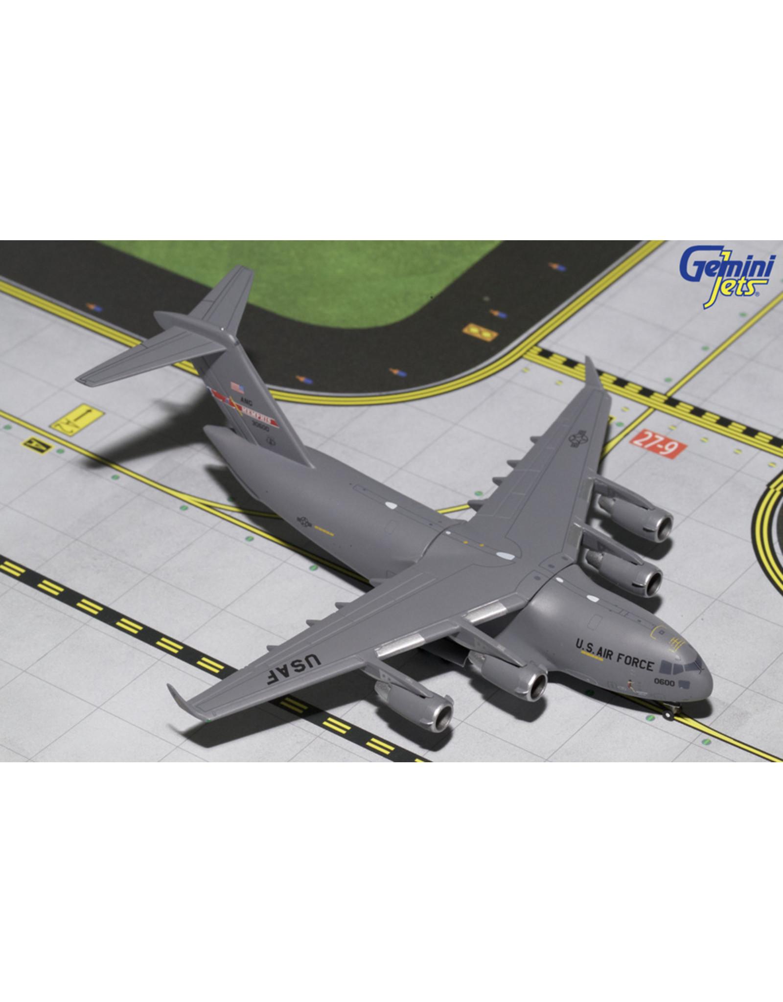 Gemini Gem4 C-17 USAF Memphis