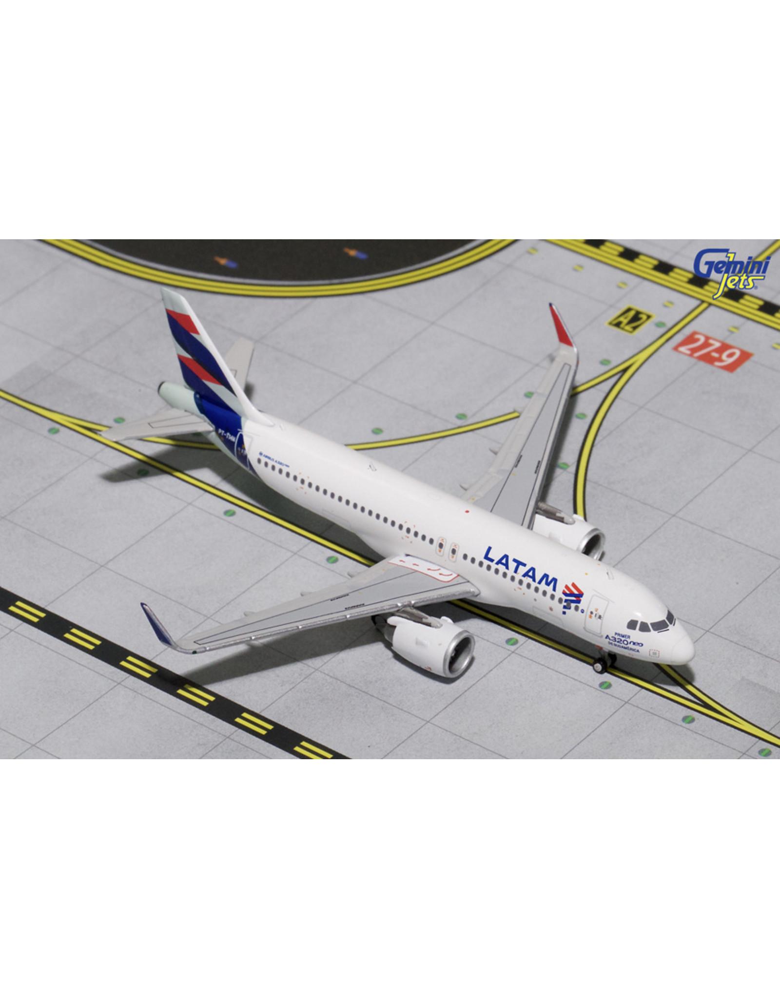 Gemini Gem4 LATAM A320neo
