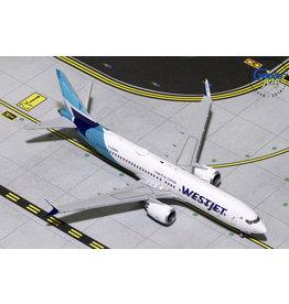 Gem4 WestJet 737max8 new livery