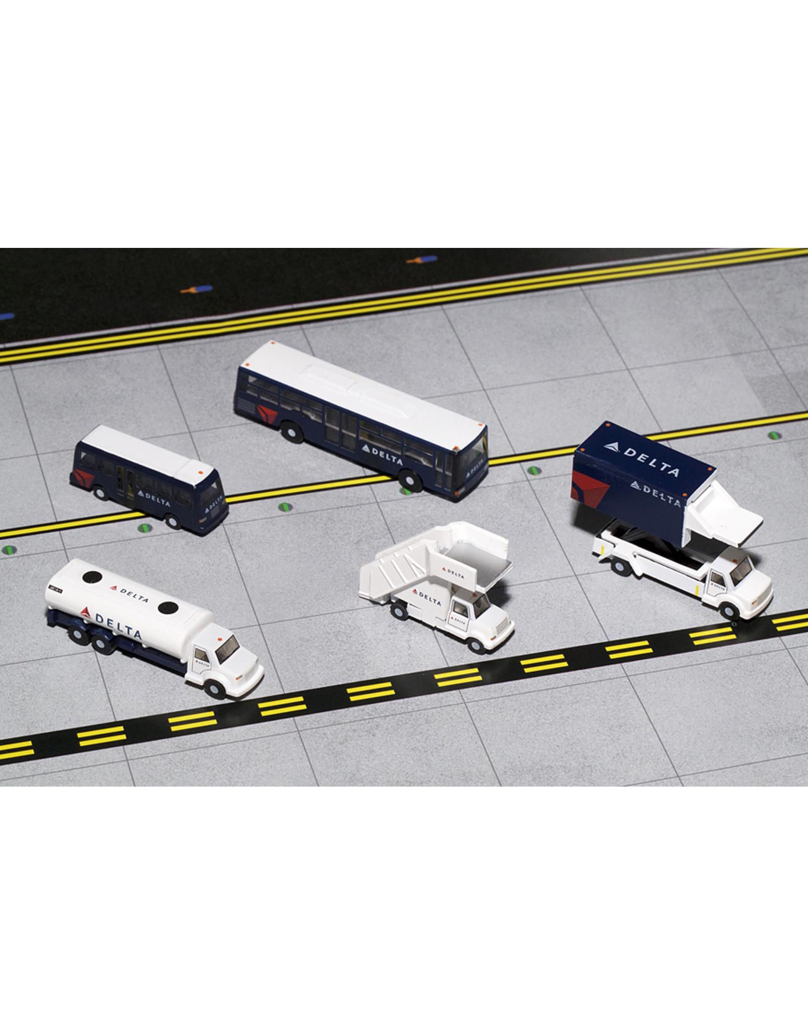 Gem2 Delta Ground Service Equipment