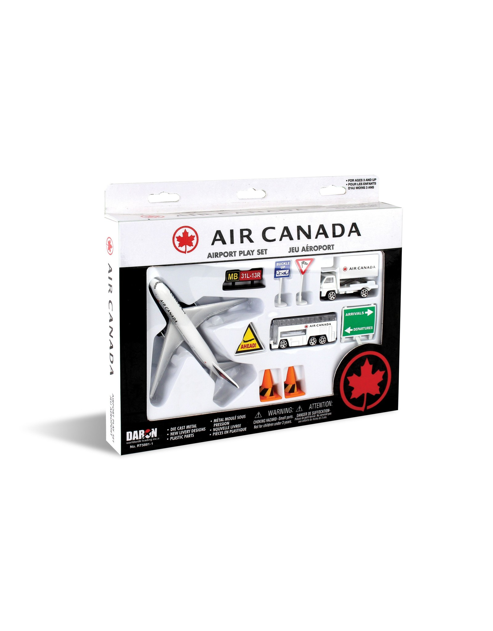 Air Canada Playset new