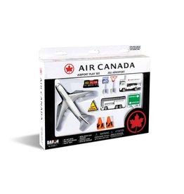Playset Air Canada