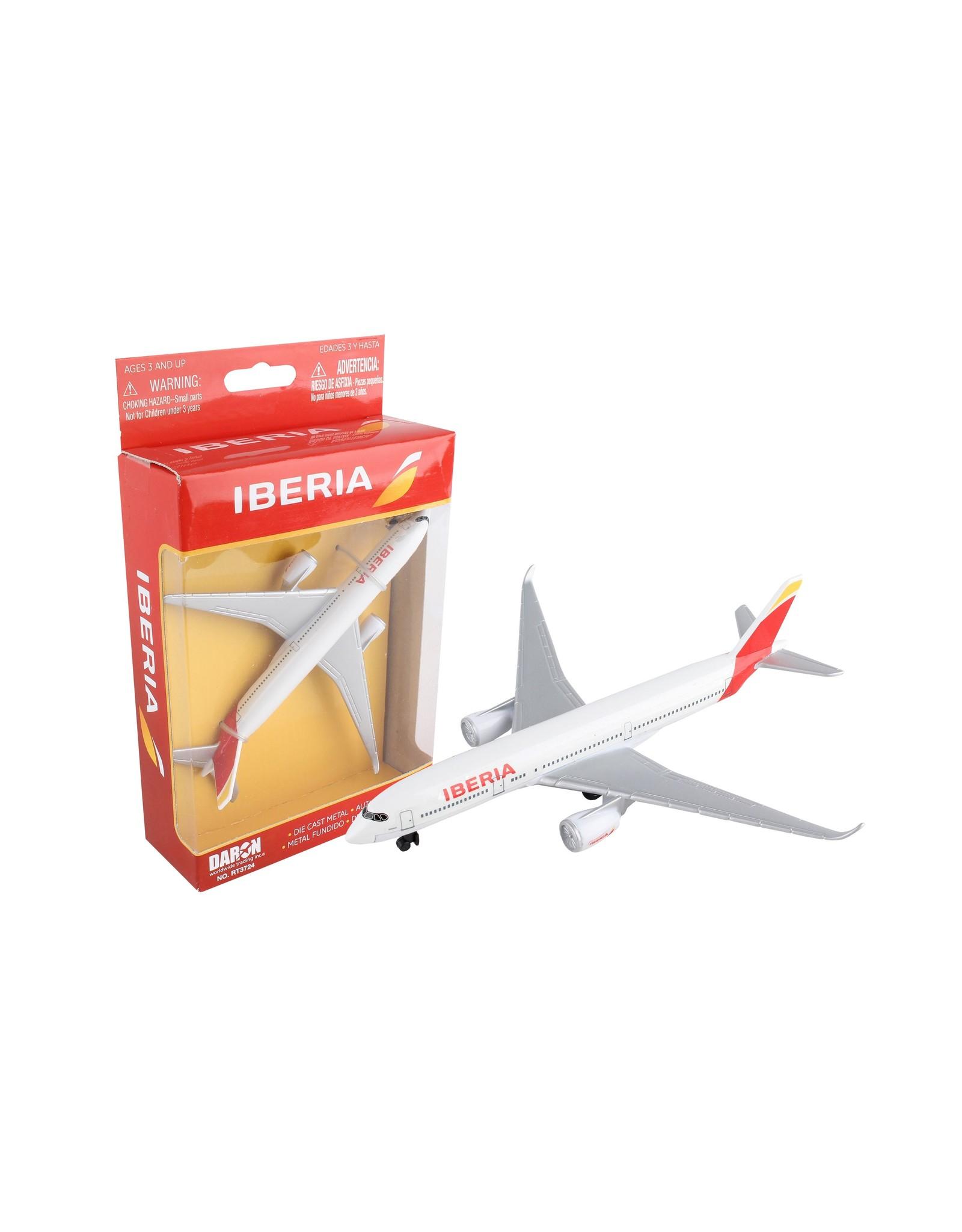Iberia Single Plane