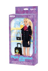 Flight Attendant Doll (generic)