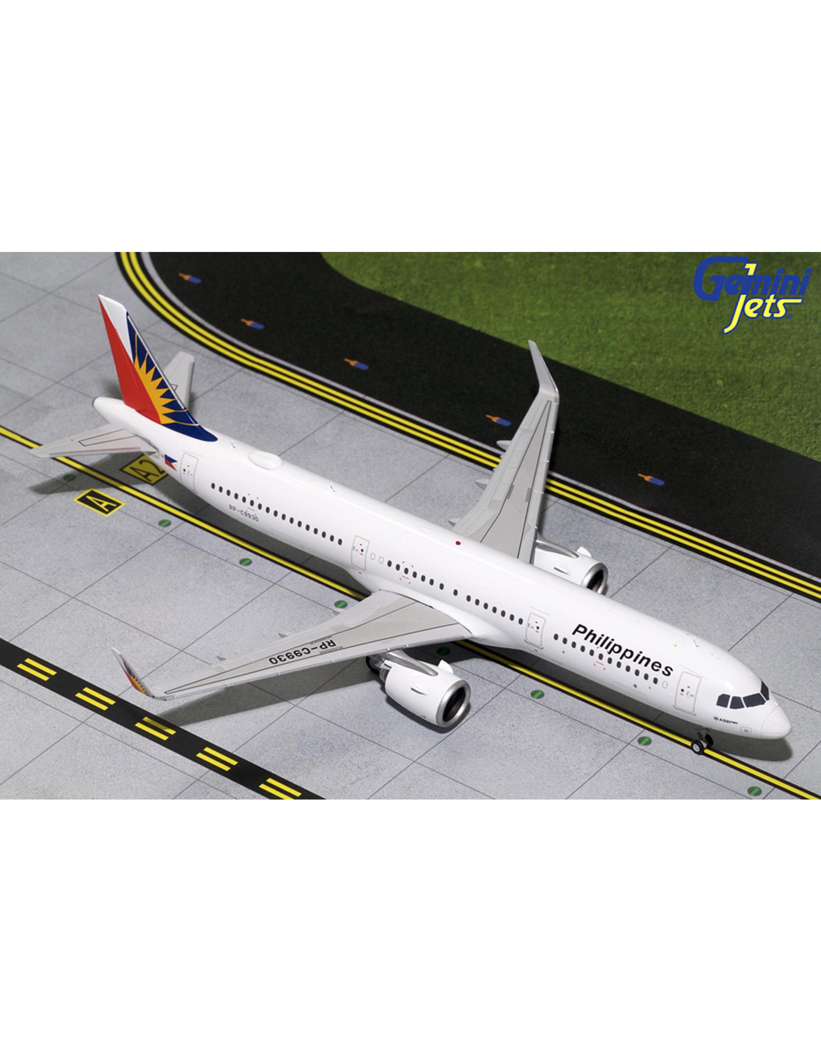 Gemini Gem2 Philippines A321neo RP-C9930