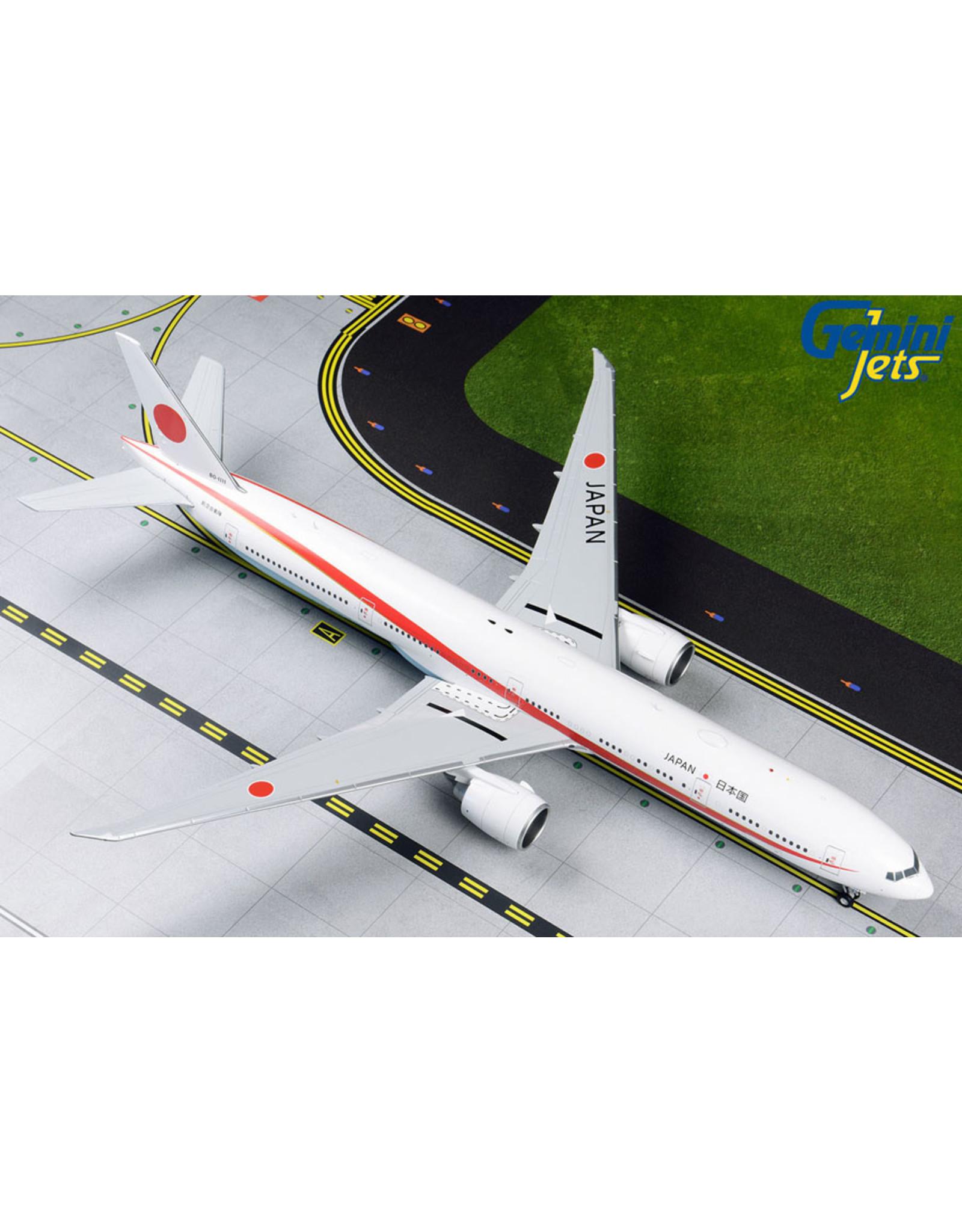 Gemini Gem2 JASDF 777-300ER 80-1111