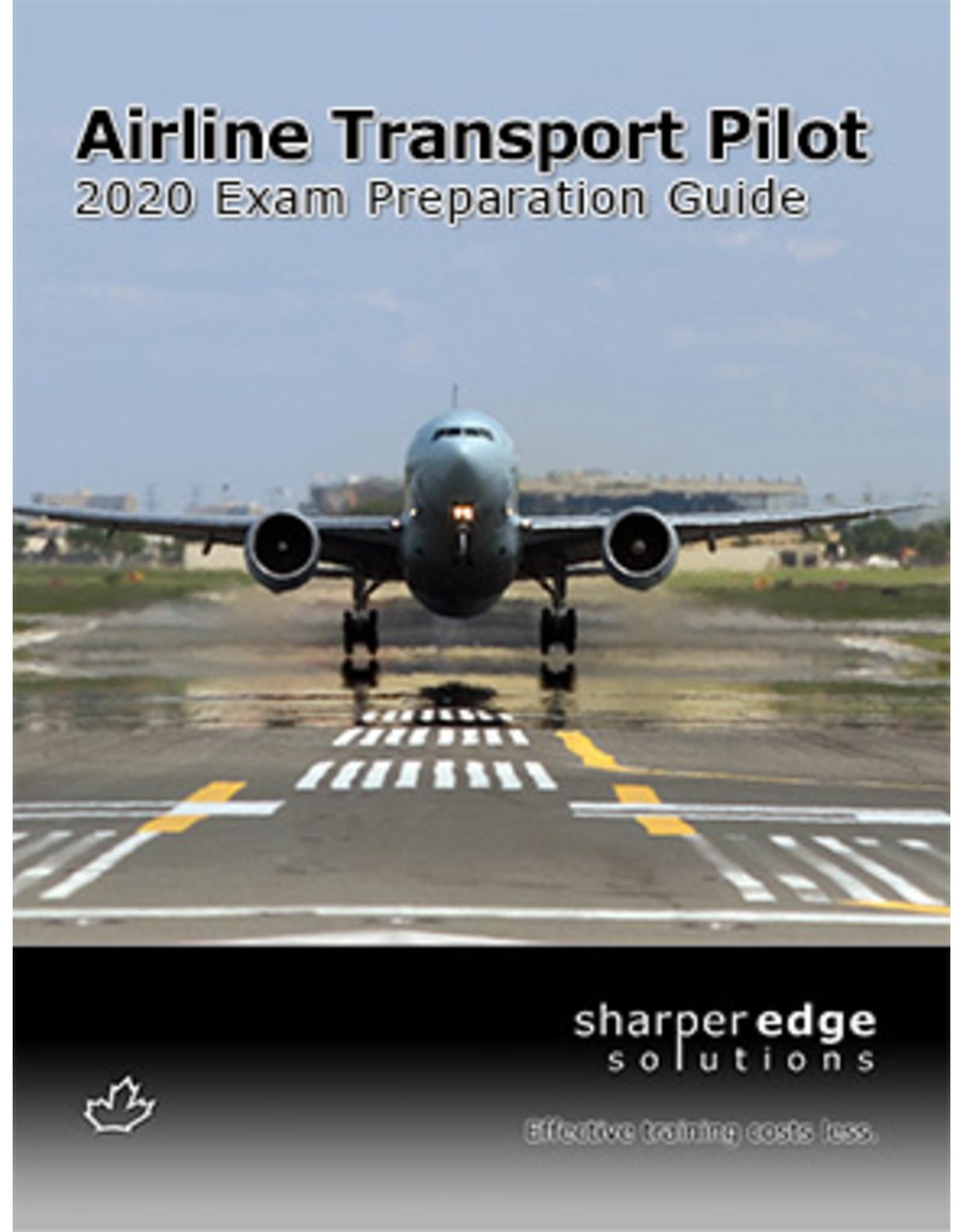 Sharper Edge ATPL Prep 2020