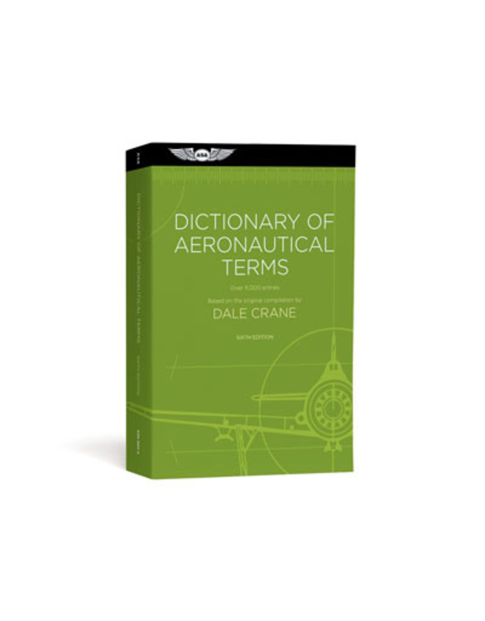 ASA Dictionary of Aeronautical Terms 6th ed