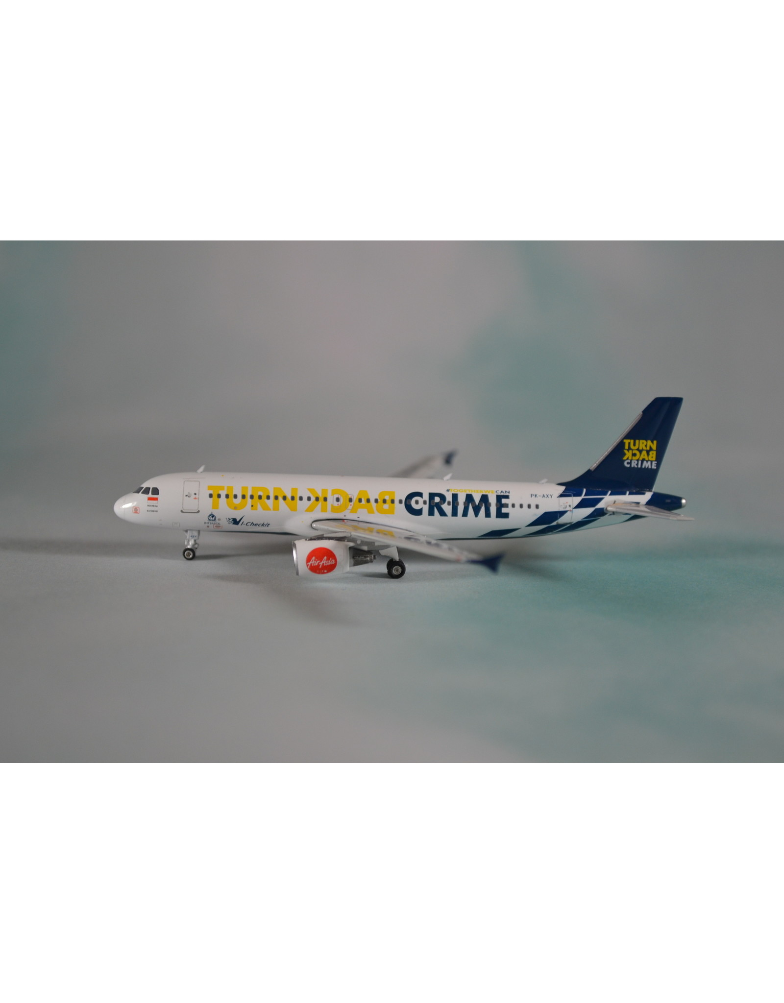 "Phoenix PH4 Indonesia Air Asia A320 ""crime"""