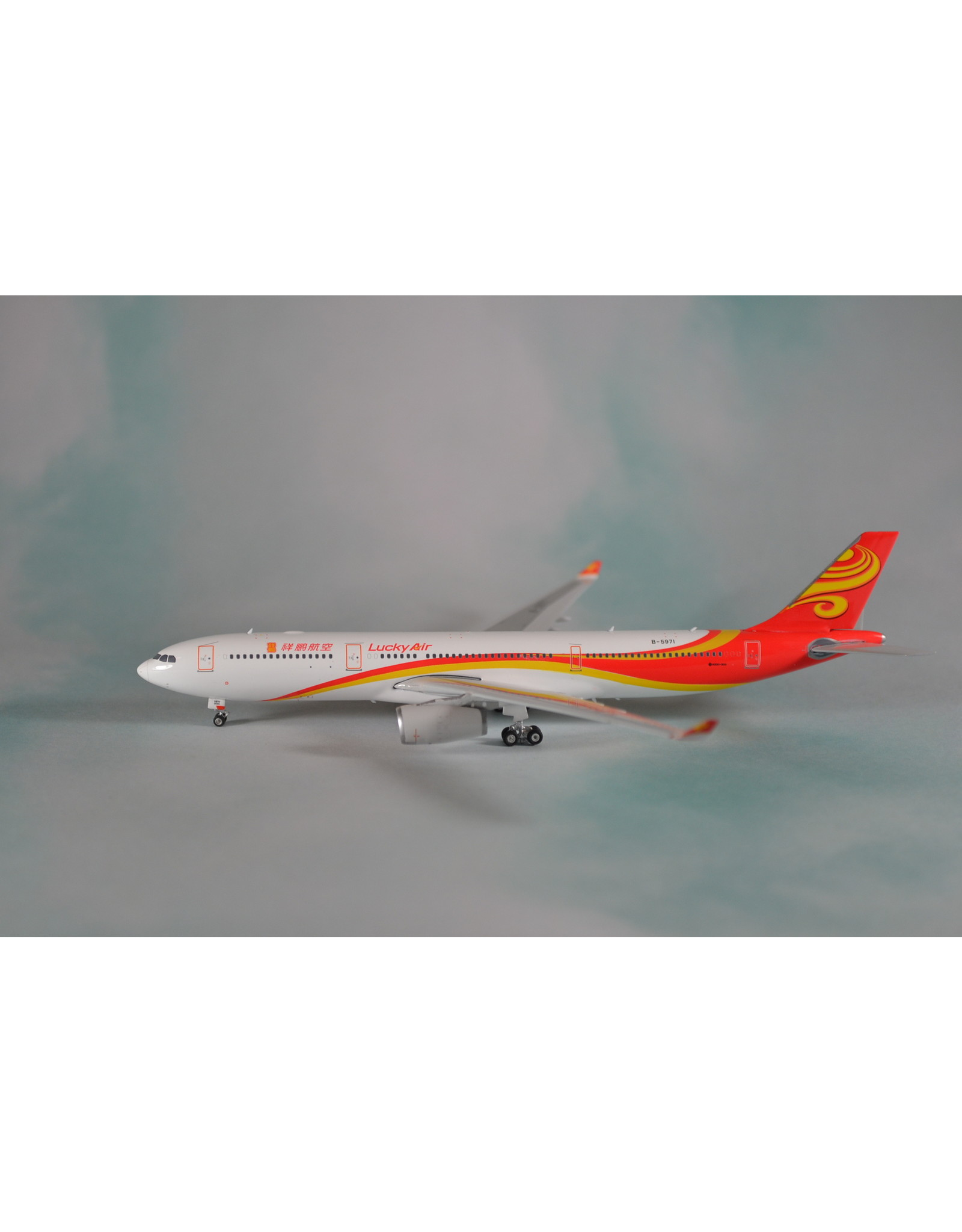 Phoenix PH4 Lucky Air A330-300 B-5971