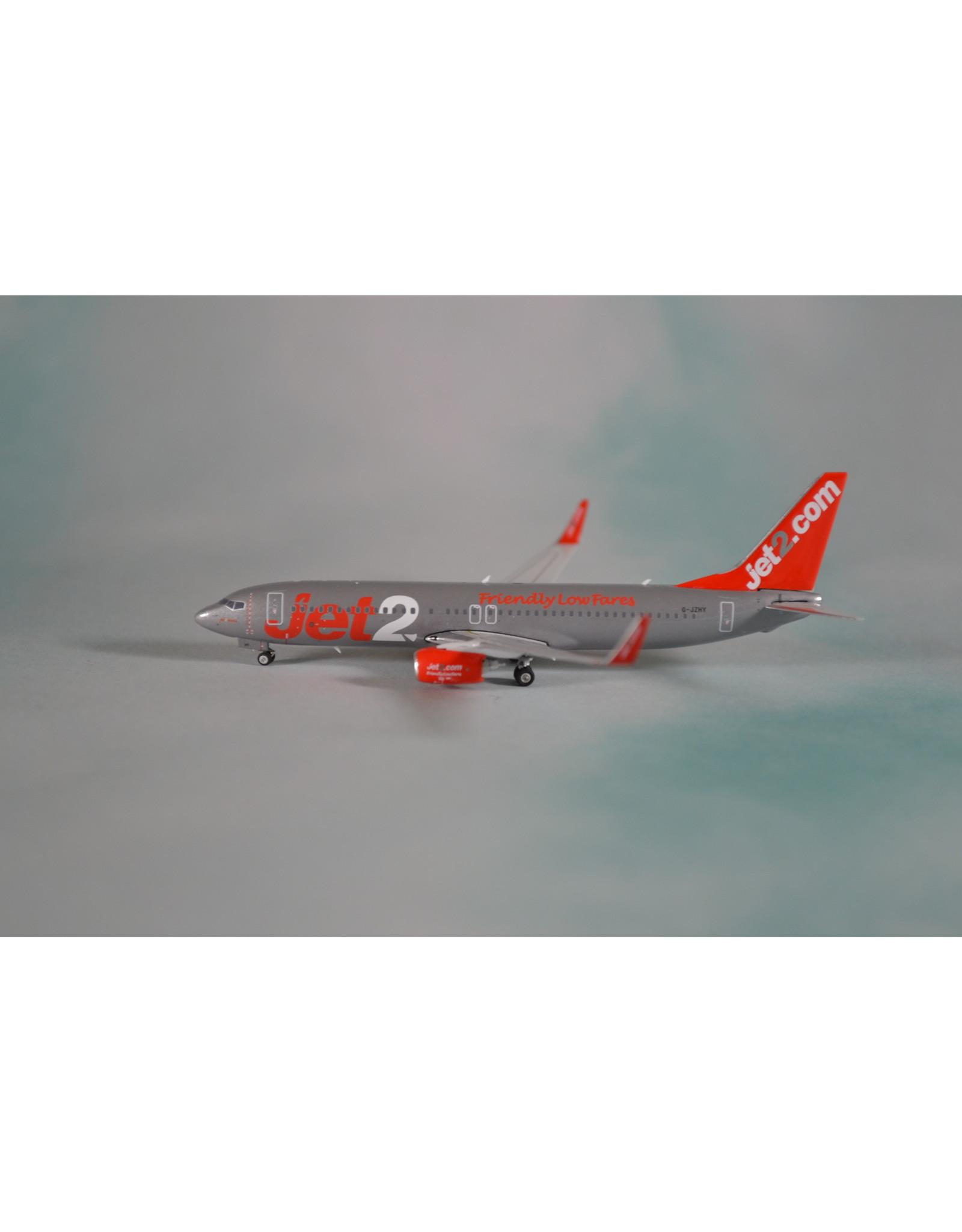 Phoenix PH4 Jet2 737-800 JET2.COM tail G-JZHY