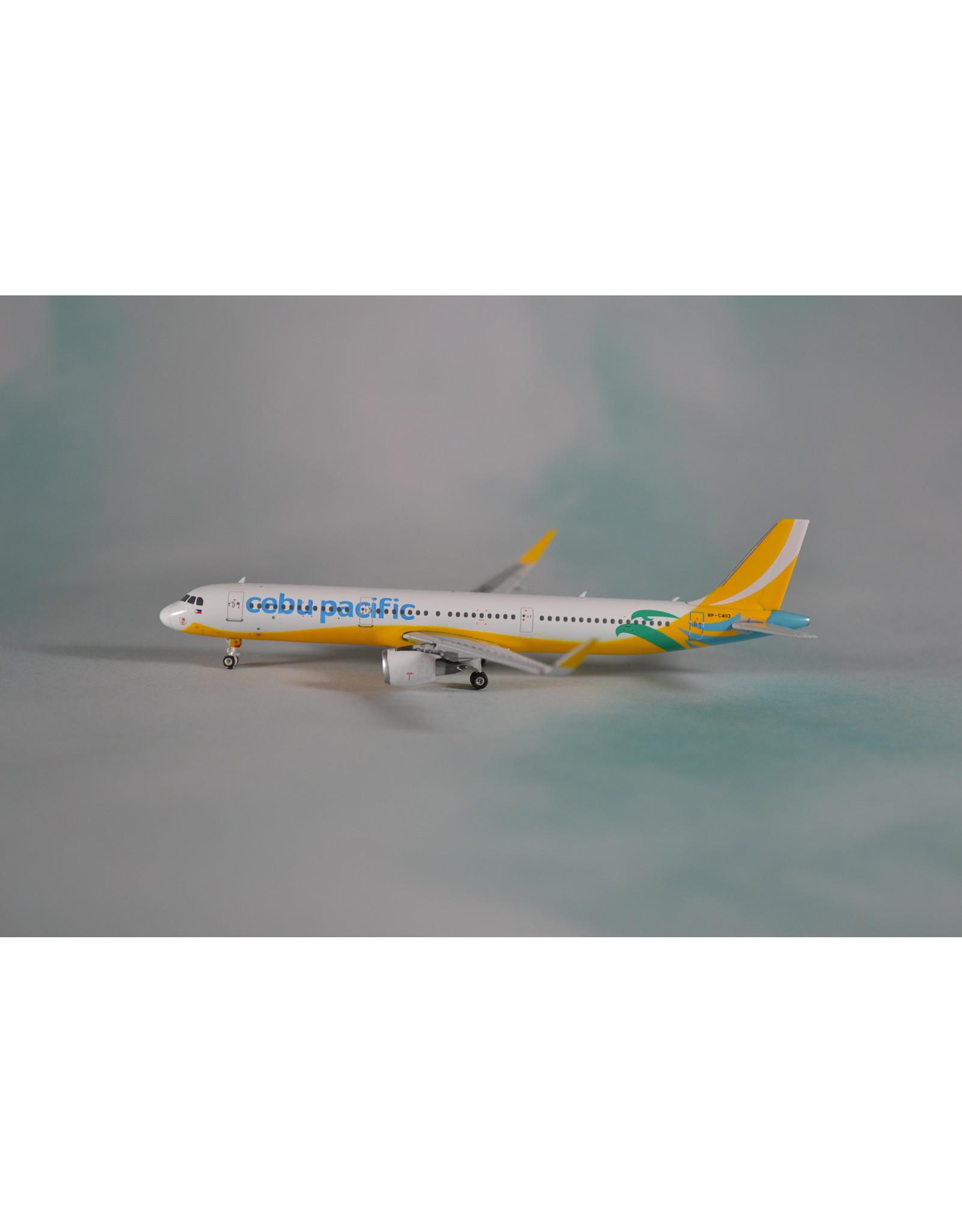 PH4 Cebu Pacific A321 RP-C4113