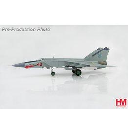HM MiG-25PD Foxbat Ukrainian AF
