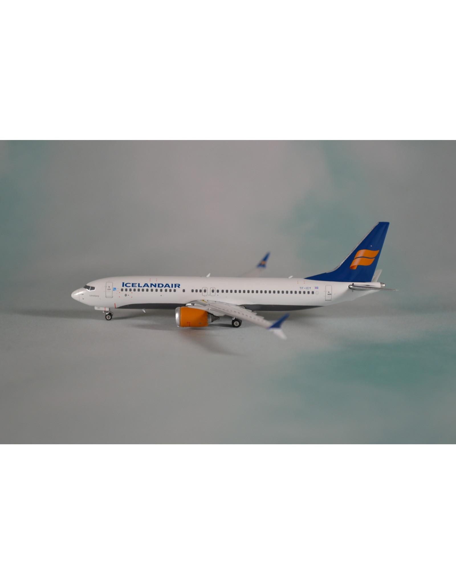 PH4 Icelandair 737max8 TF-ICY