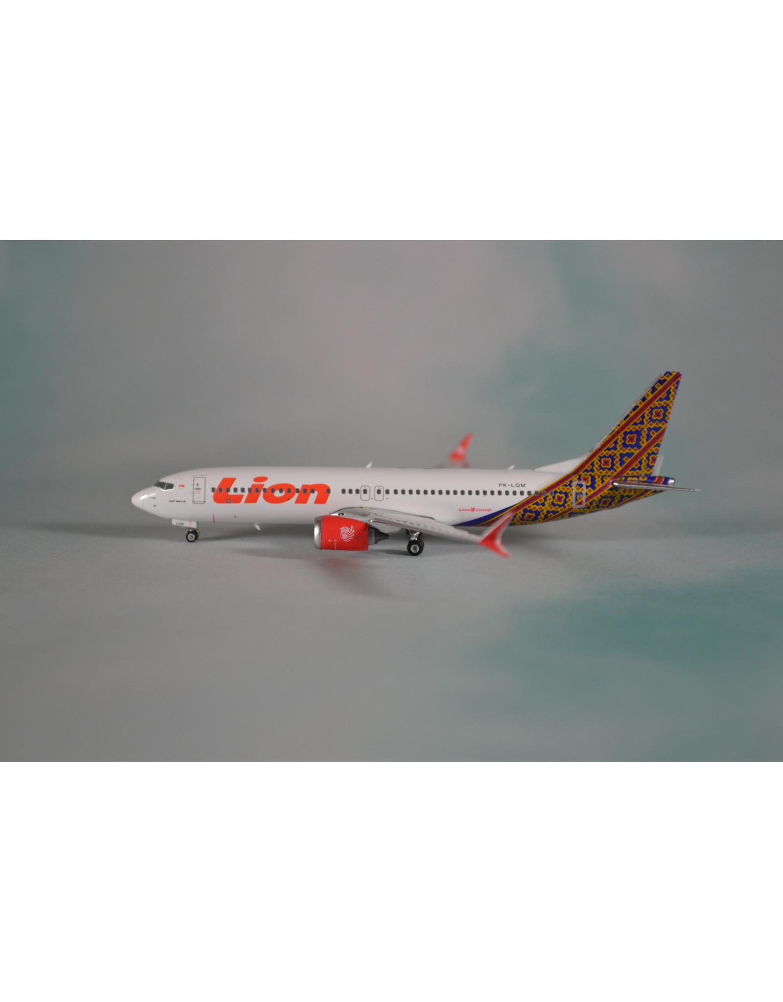 PH4 Lion Air 737max8 Batik