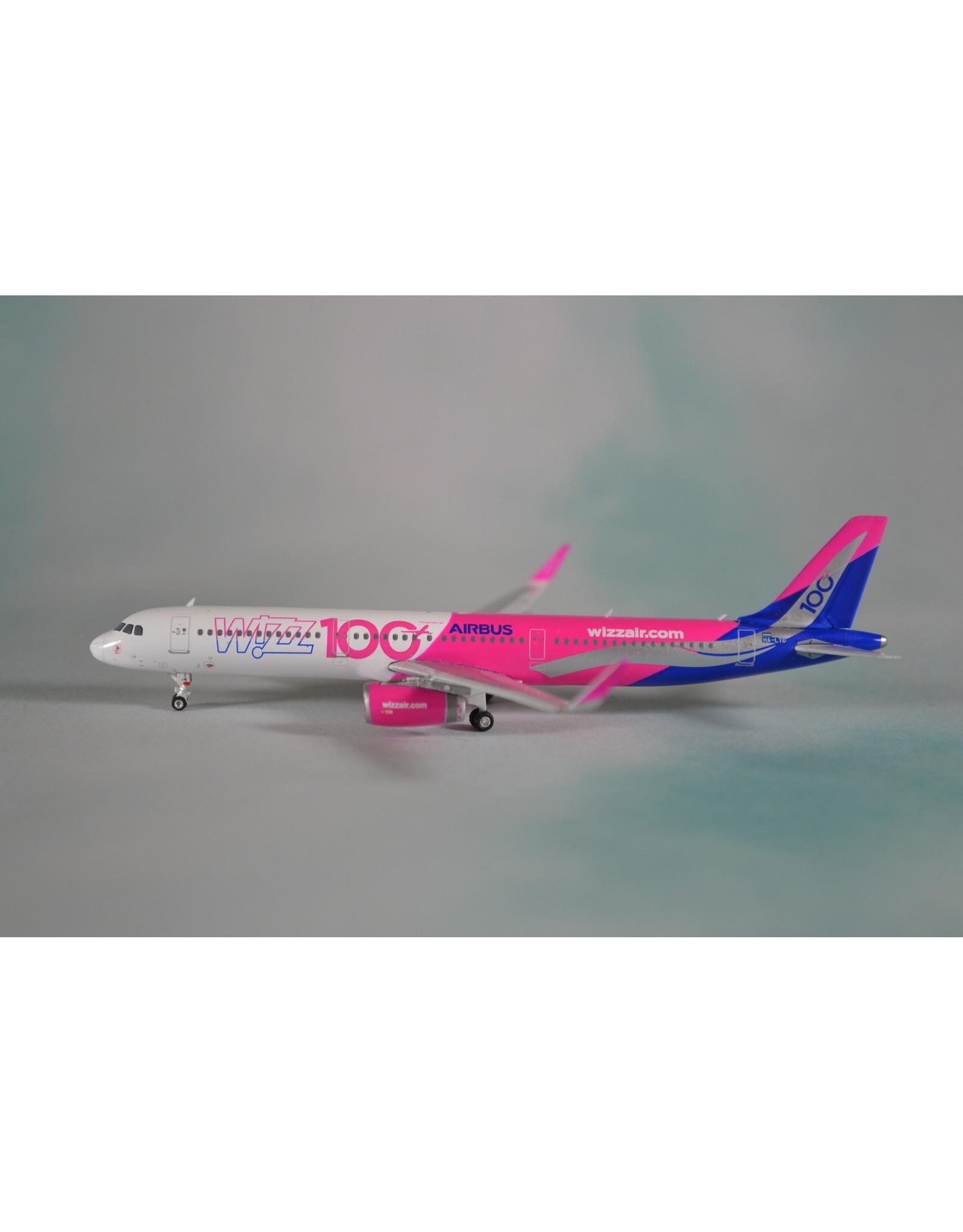"""PH4 Wizz Air A321 """"100th Airbus"""""""