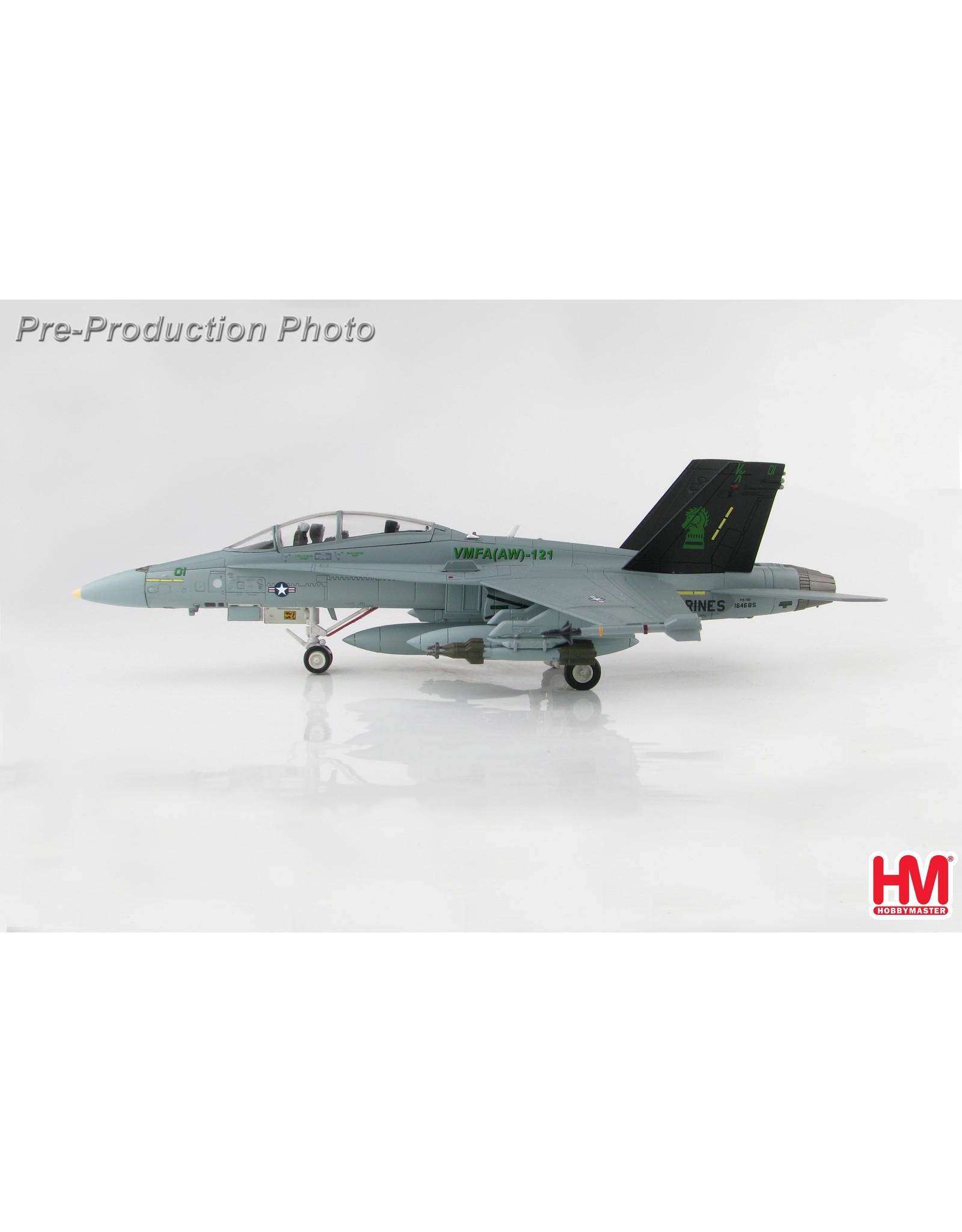 HM F/A-18D Green Knights 2004
