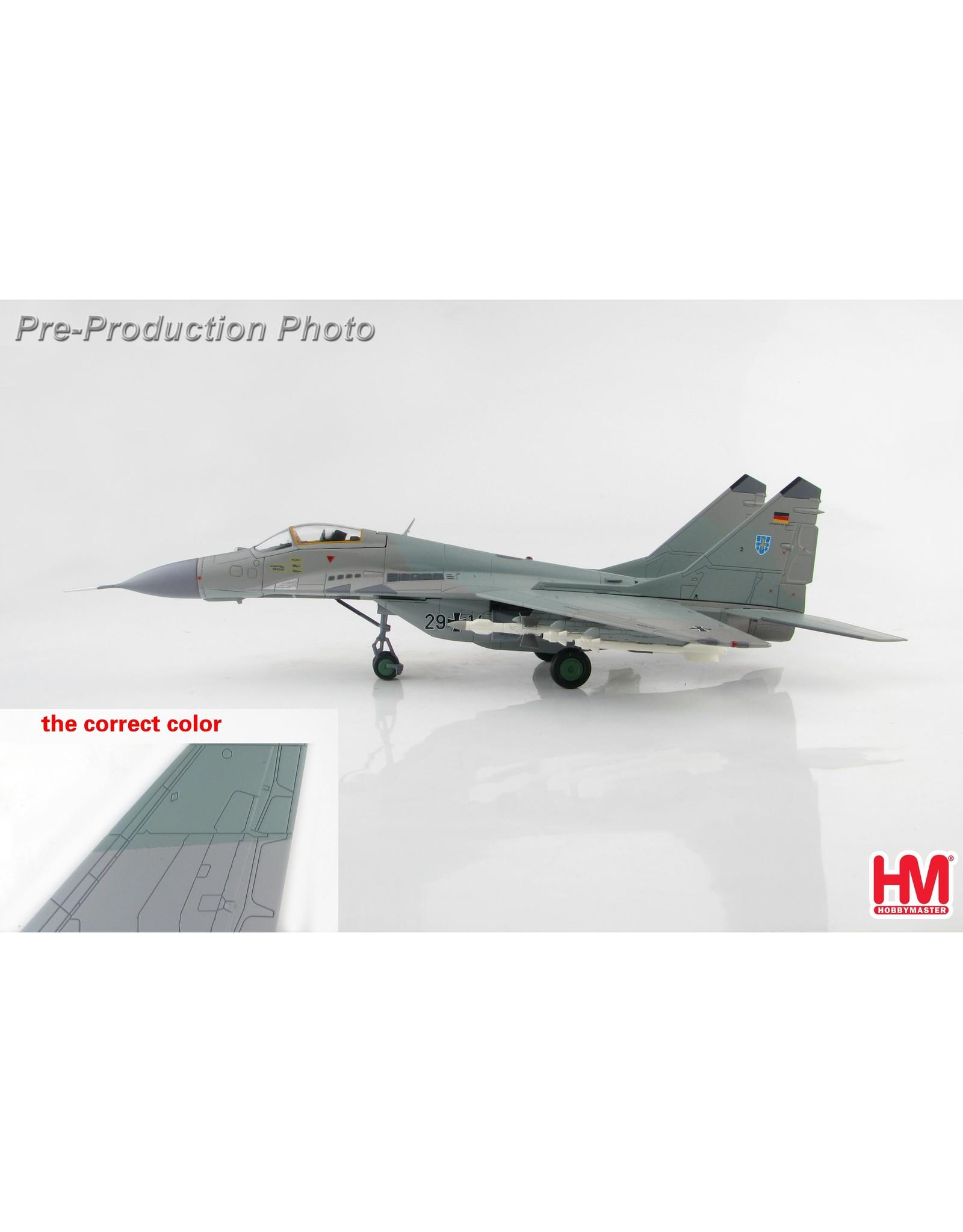 HM MiG-29A German AF 1994