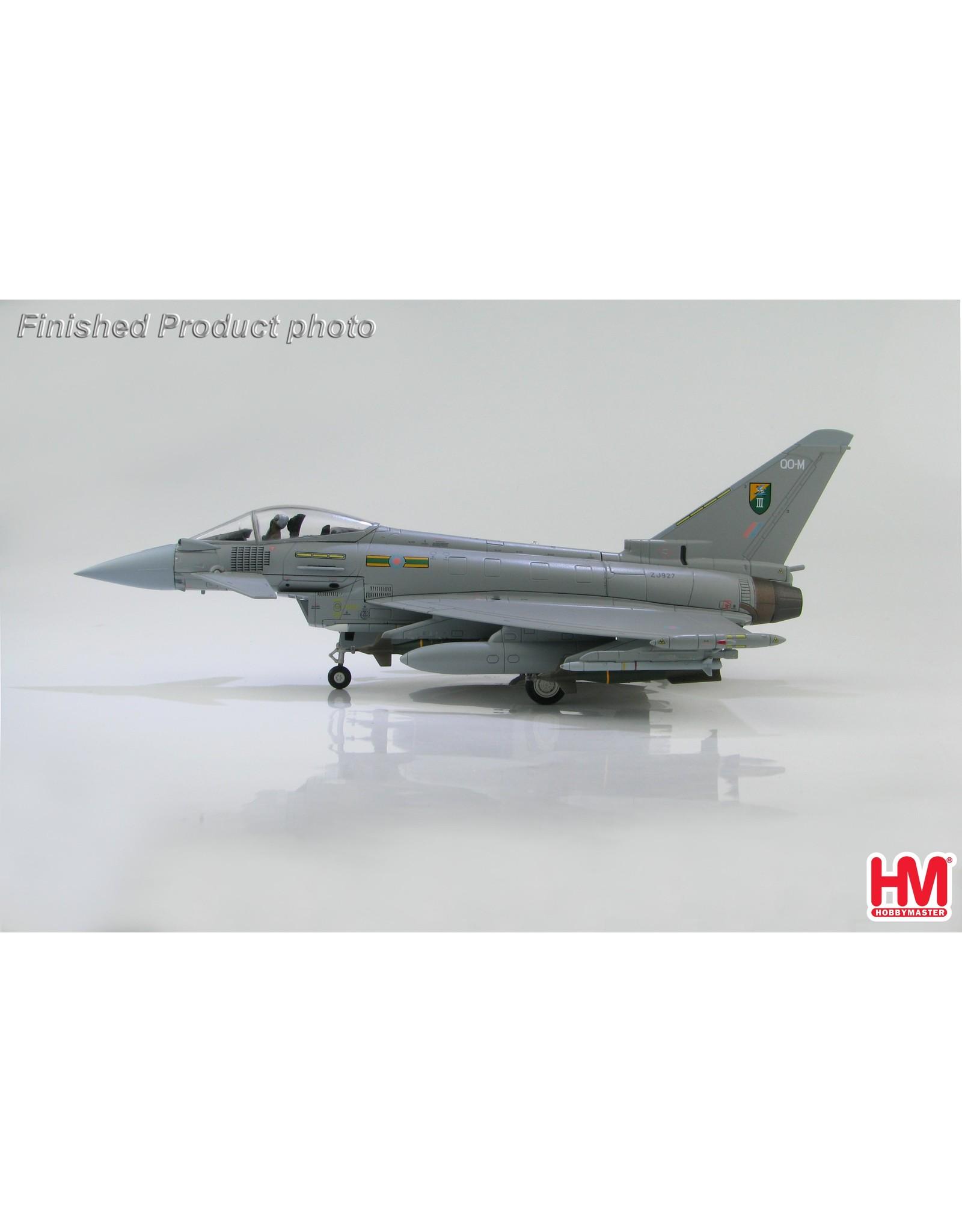 HM Eurofighter Typhoon F.2 RAF Libya 2011