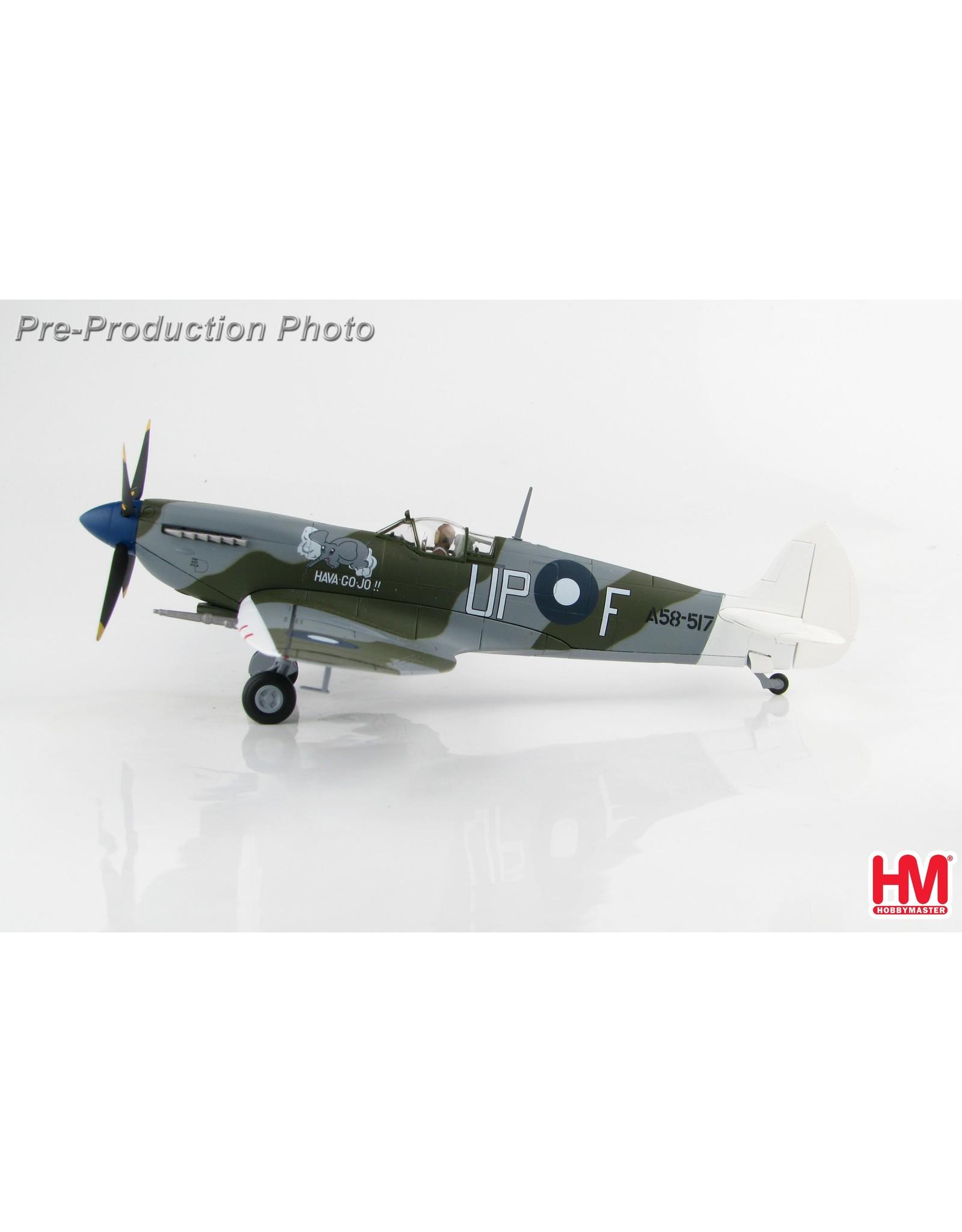 HM Spitfire Mk.VIII RAAF 1/48