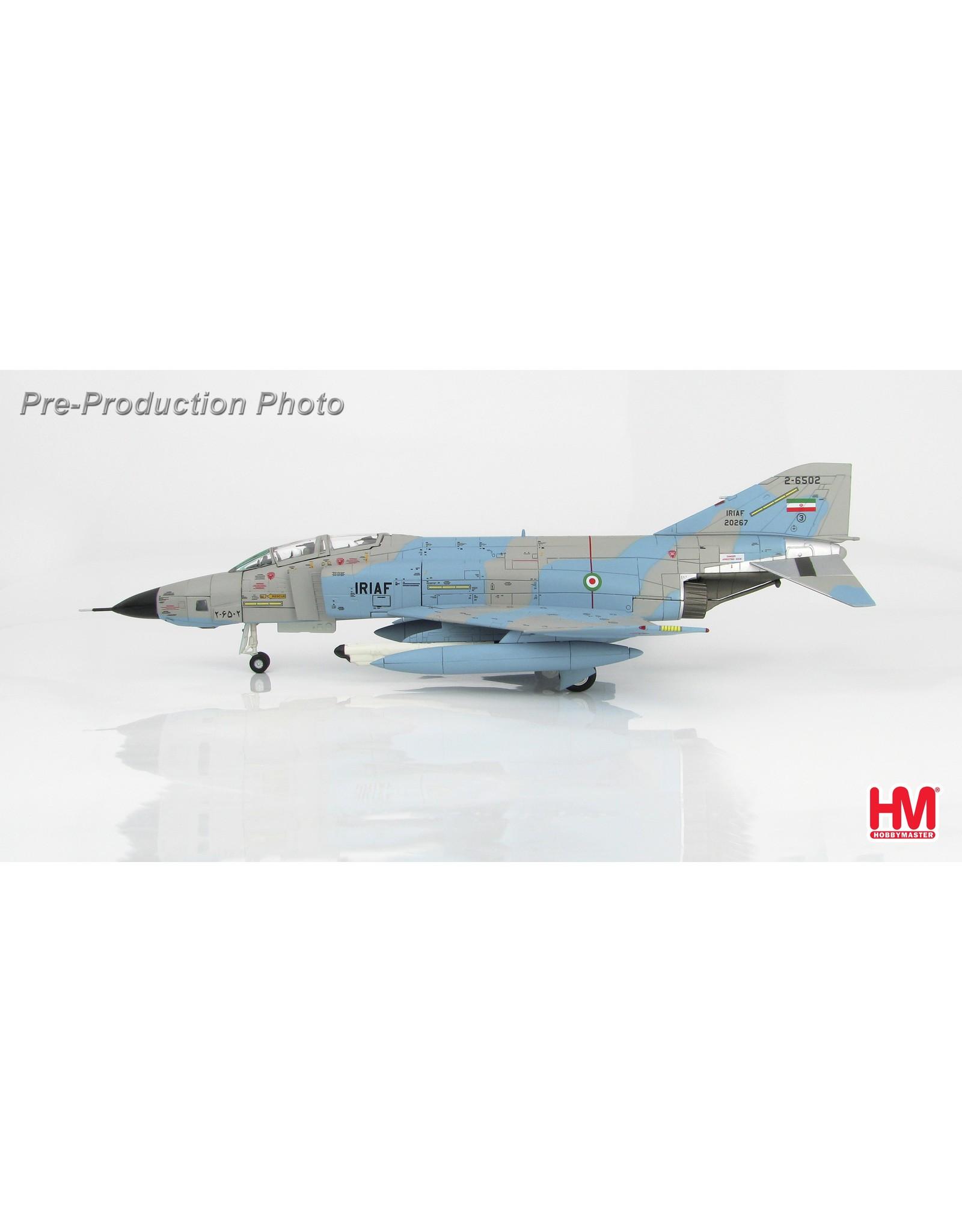 HM RF-4E Phantom II IRIAF
