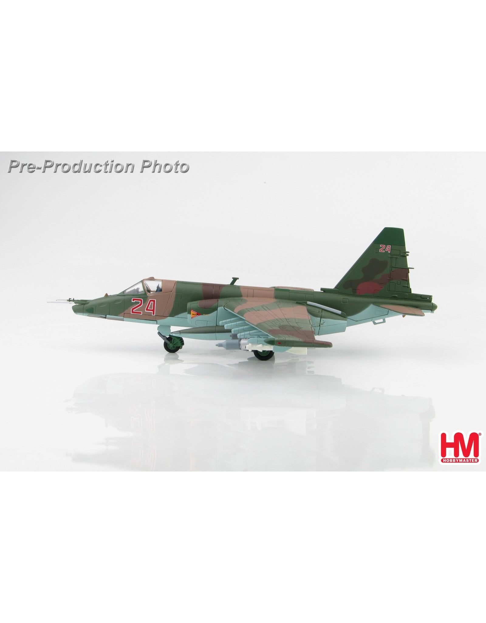 HobbyMaster HM Su-25 Frogfoot Russian AF Syria