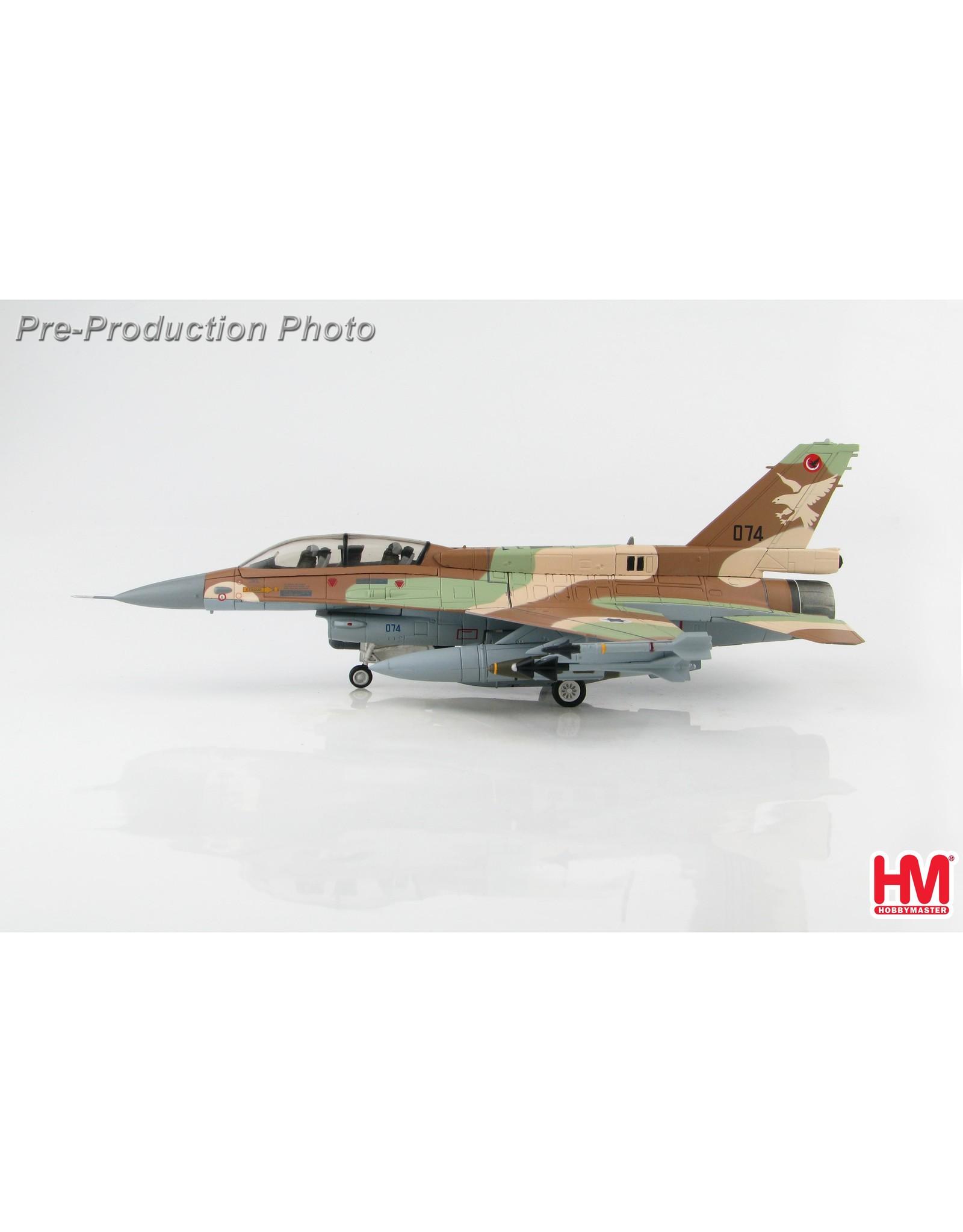 HM F-16D Barak IAF 2006