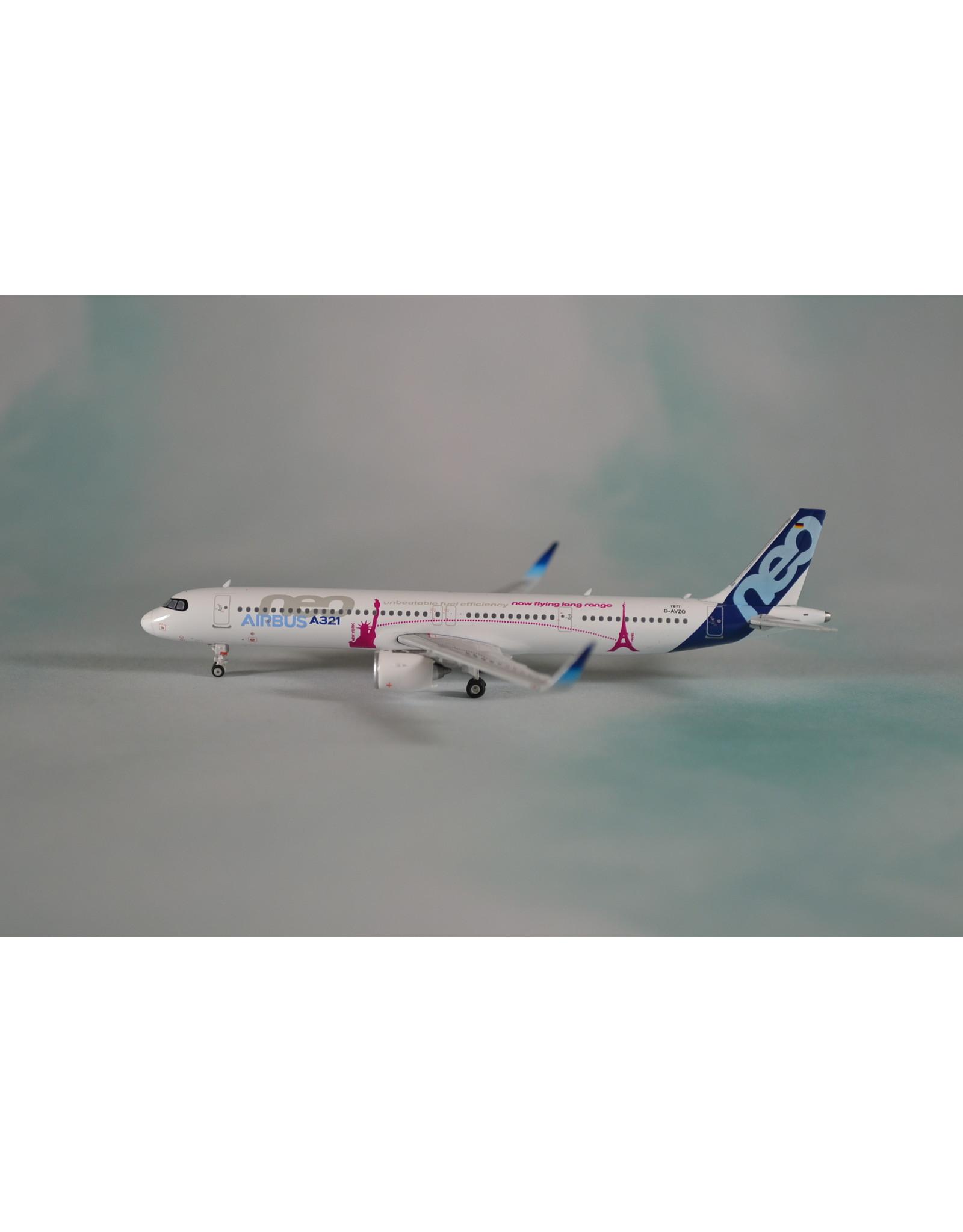 PH4 Airbus A321neo New York-Paris