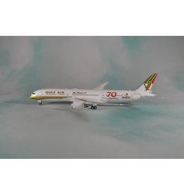 PH4 Gulf Air 787-9 70th Anniversary A9C-FG