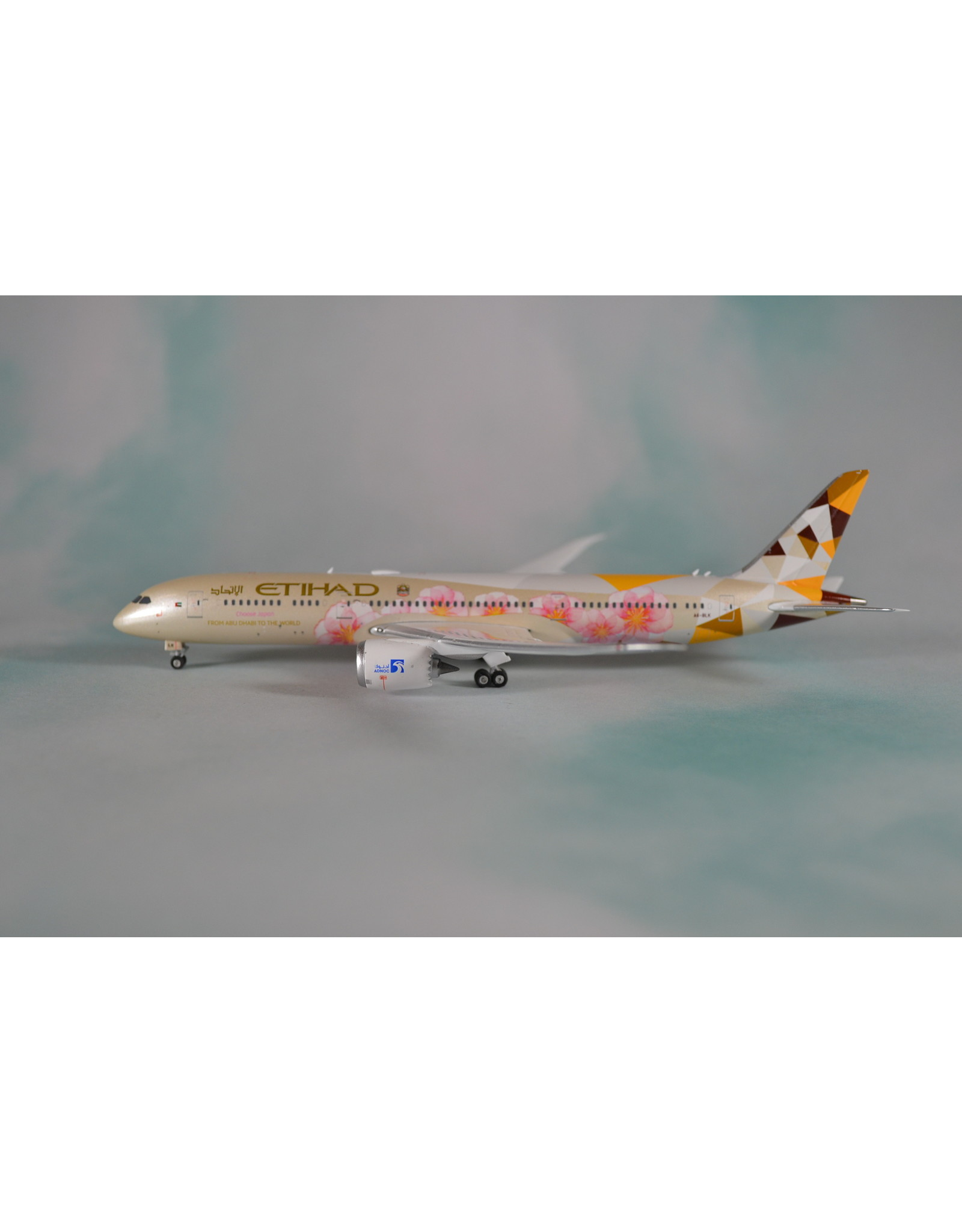 Phoenix PH4 Etihad 787-9 Choose Japan