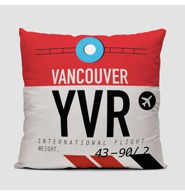 """Pillow YVR Vancouver 16"""""""