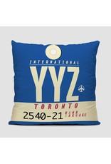 """Pillow YYZ Toronto 16"""""""