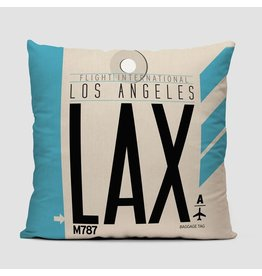 Pillow LAX Los Angeles 16""