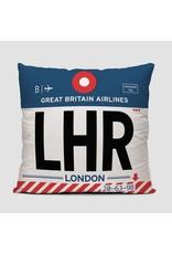 "Pillow LHR London Heathrow 16"""